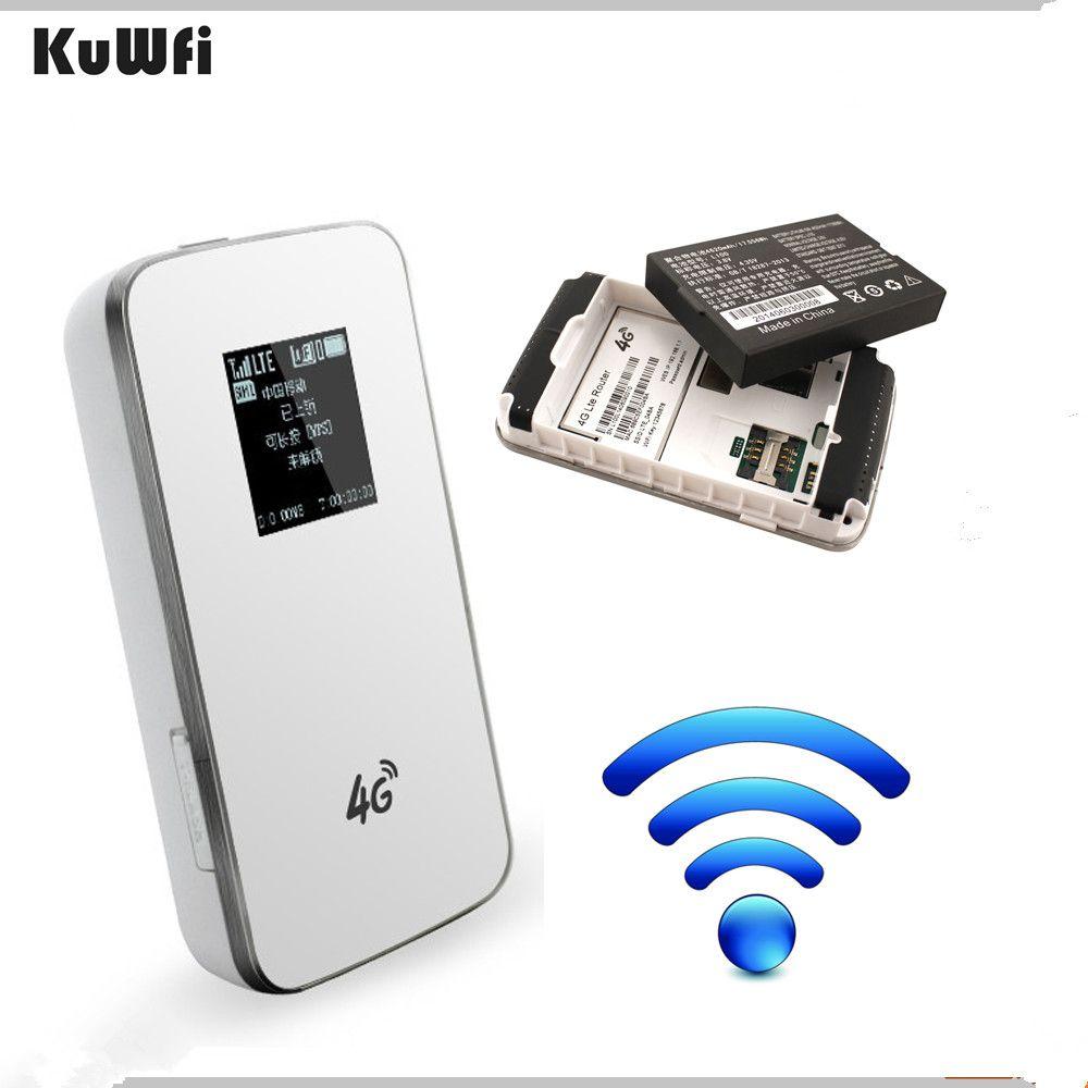 Unlocked 4g Wireless Wifi Router Lte Pocket Wifi Modem 4g Wifi Router With Sim Card Slot Hotspot 4620mah Battery P Wireless Wifi Router Wifi Router Pocket Wifi