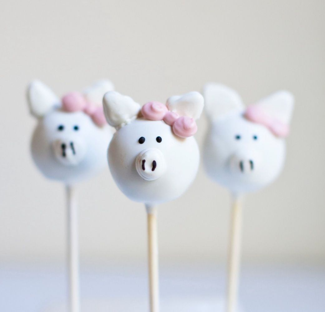 The three little piggies