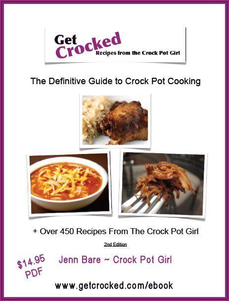 Get crocked by jenn bare the crock pot girl over 450 recipes get crocked by jenn bare the crock pot girl over 450 recipes forumfinder Gallery