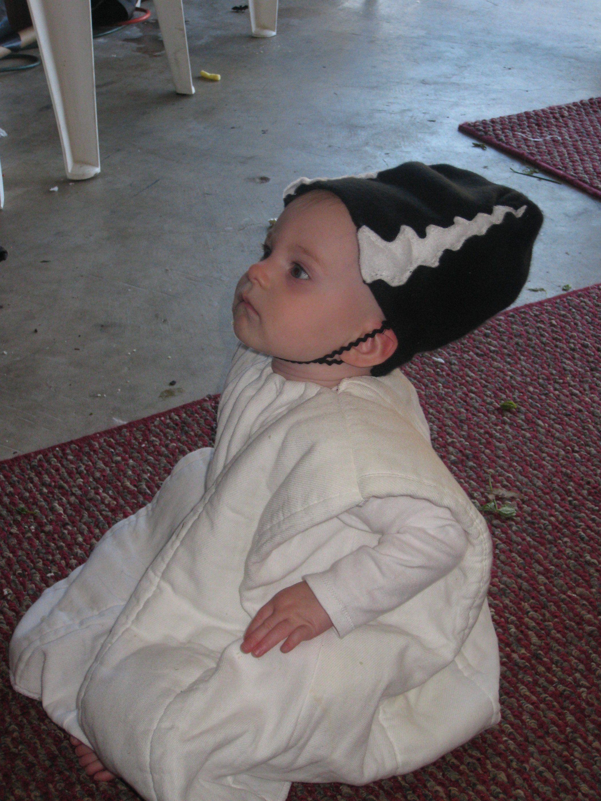 Infant/Toddler Bride of Frankenstein Costume | Bride of ...