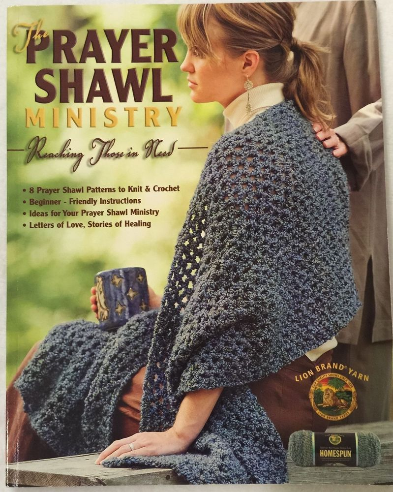 THE PRAYER SHAWL MINISTRY by LEISURE ARTS Book is LN