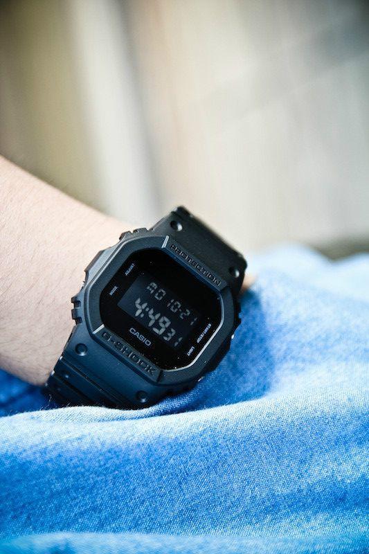 b3c7a2dce34 Casio G-Shock 30th Aniv. Medicom  Solid Colors  Digital Watch ...