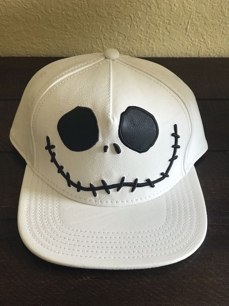 5c8f3c7d7f Jack Skeleton Nightmare Before Christmas Hat #fashion #clothing ...