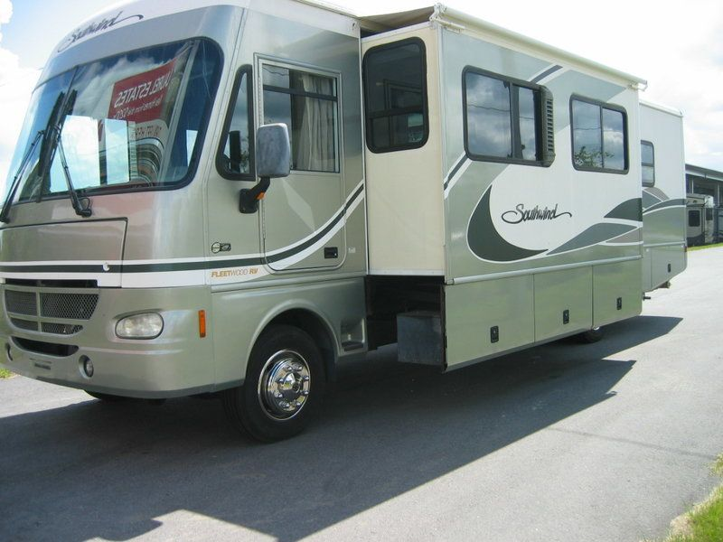 2004 fleetwood southwind 32vs class a gas rv for sale