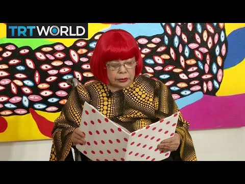 The museum of polka dot queen Yayoi Kusama YouTube (With