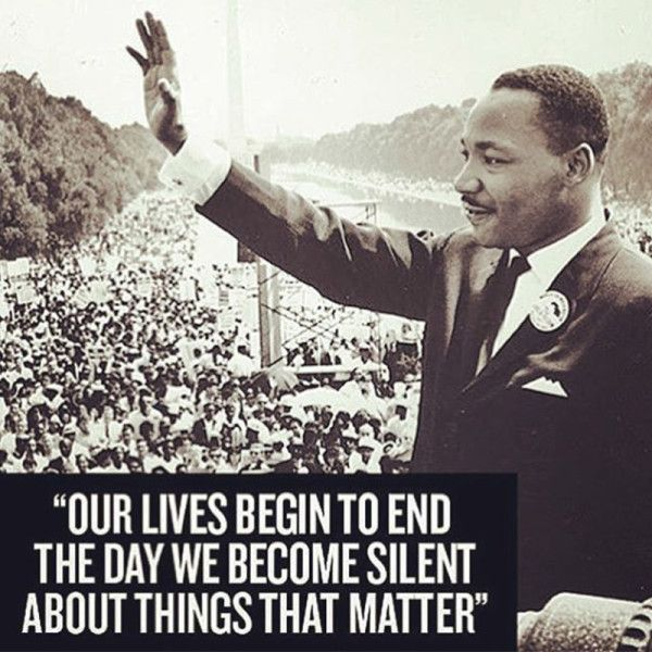 Inspiring Quotes From Martin Luther King Jr Mlk Quotes Inspirational Quotes Womens March Signs