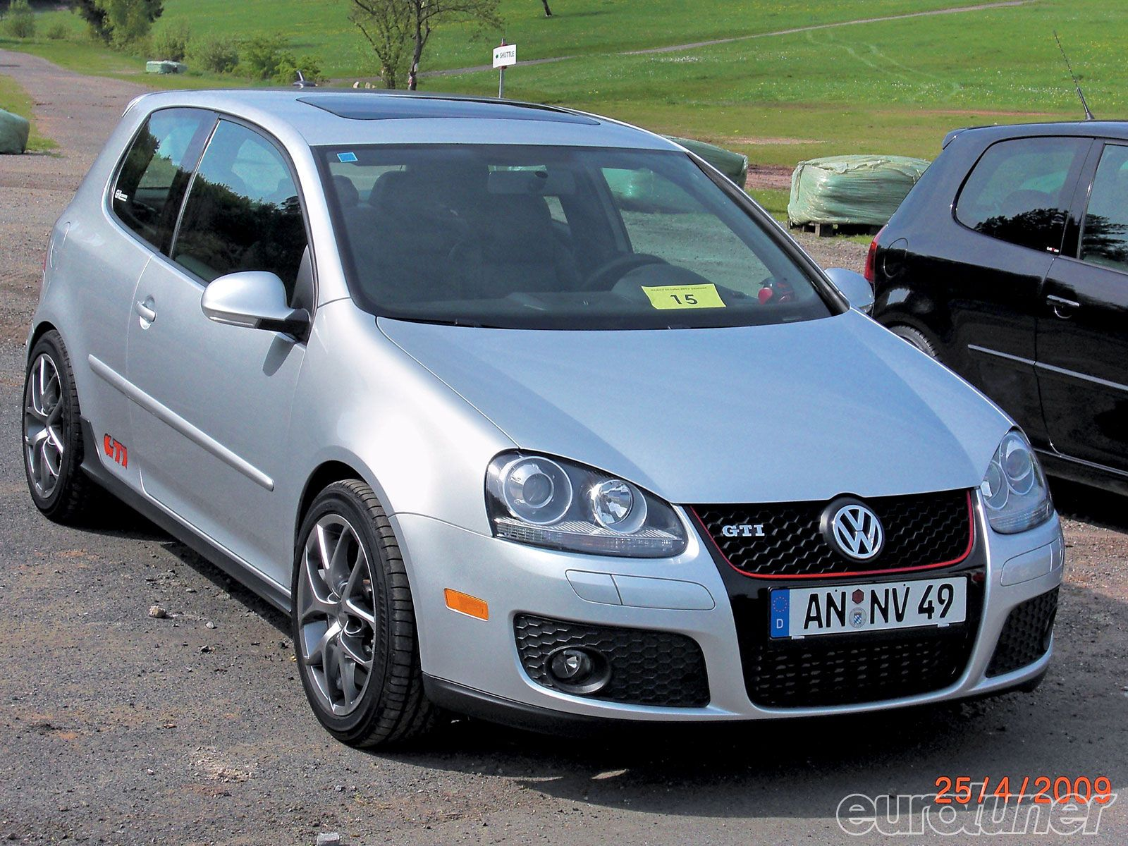 2001 Vw Golf 2001 Volkswagen Golf Readers Rides 2007 Vw Gti Photo 7