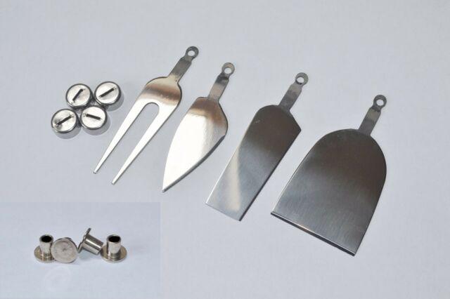 Woodturning Cheese Service Set Kit   Polished S/Steel   Prokraft PKR CHE   eBay   Wood turning ...