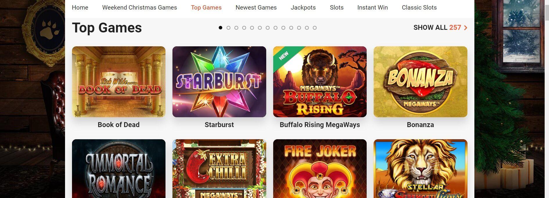 LeoVegas Casino Review 250 Free Spins & £1500 Bonus