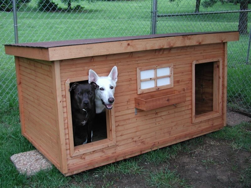Customer Completed Police Dog Houses Double Dog House Insulated Dog House Dog House Plans
