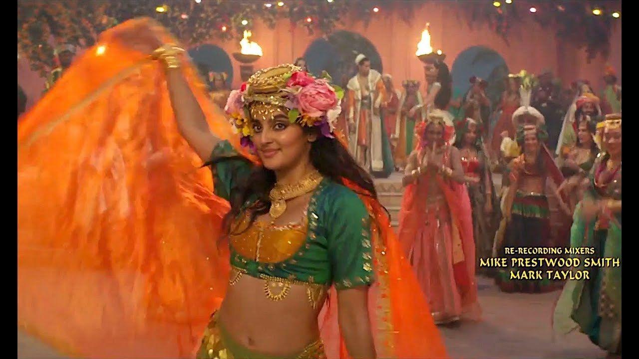 Aladdin 2019 dancing with jasmine ending dance movies