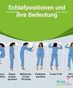 Schlafposition Gesundheit