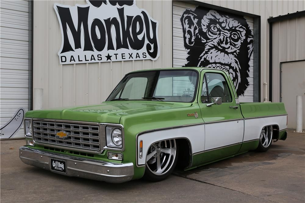 this pickup was built by gas monkey garage on discovery 39 s. Black Bedroom Furniture Sets. Home Design Ideas