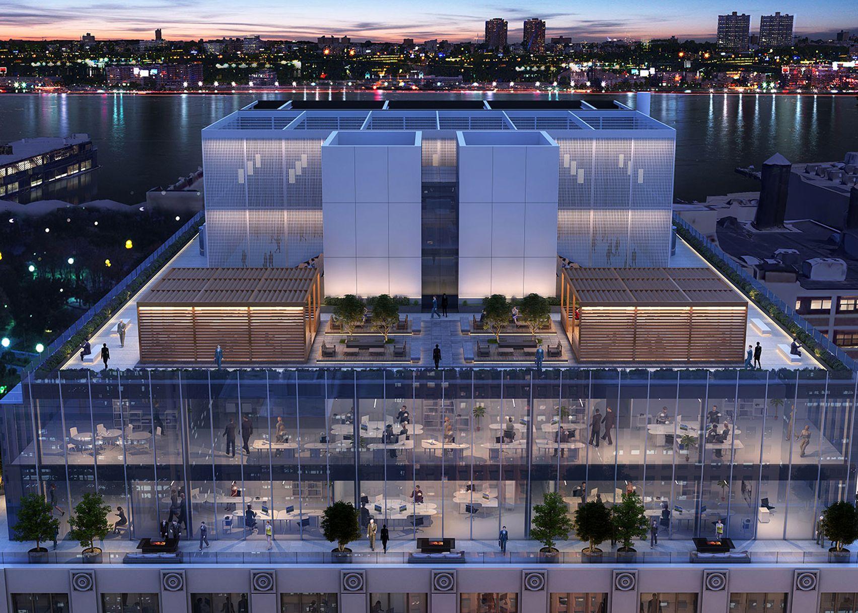 Uruguayan Architect Rafael Vi Oly Has Revealed Plans To Add