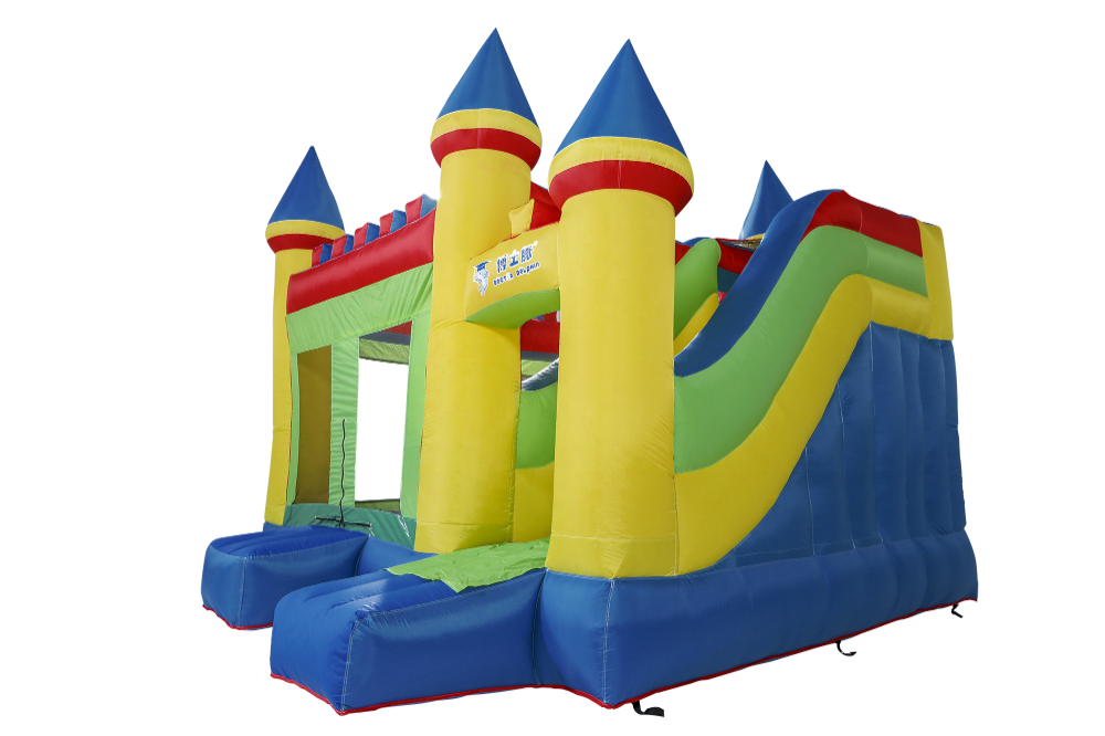 Pin On Bouncy Castle Pvc Material