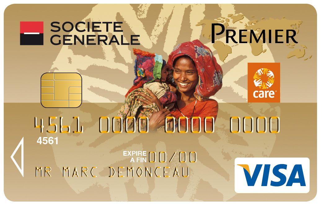 Carte Visa Premier Societe Generale Care Societegenerale Cartes