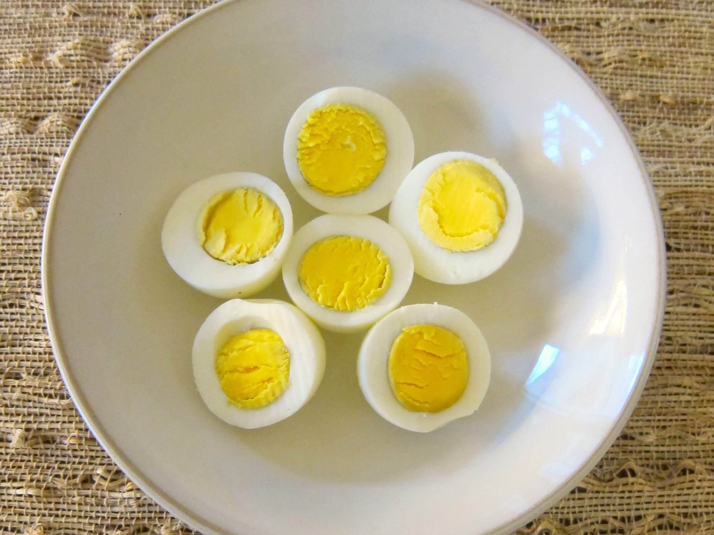 Finally a solution to hard to peel or overcooked eggs making instant pot hard boiled eggs paint the kitchen red ccuart Gallery