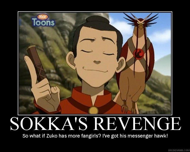Sokka's Revenge Avatar the last airbender, Avatar the