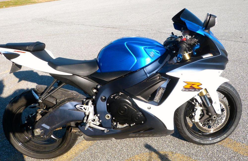 2011 Suzuki GSXR750 Diamond Motor Sports Dover, DE (800