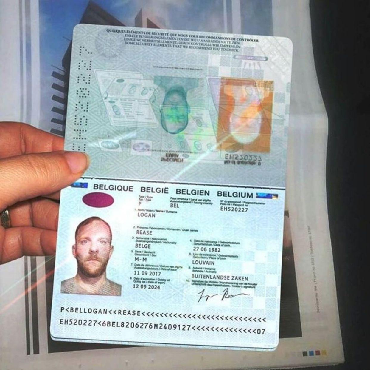 Belgian passports for sale - buy Belgian Passport Online