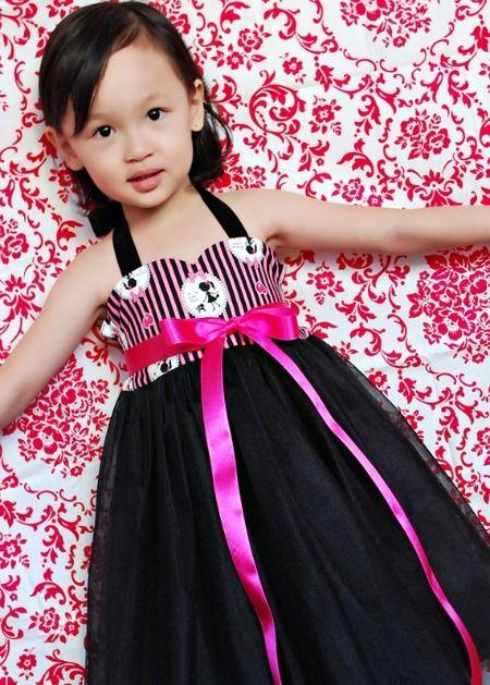 Barbie Girl Birthday Dress