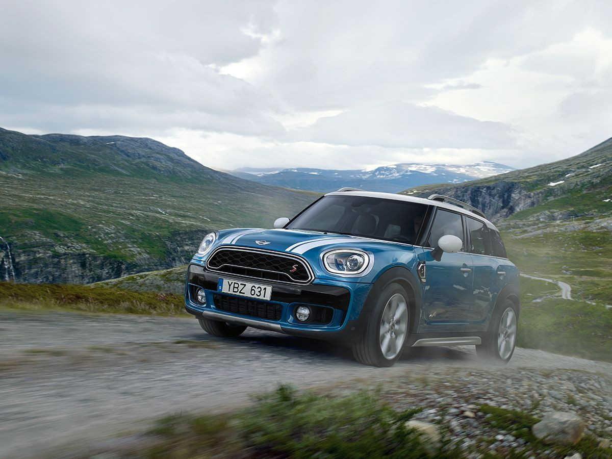 The all new mini countryman arriving spring the biggest most adventurous mini yet