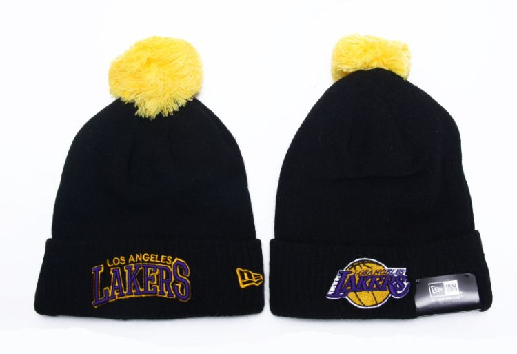 762a7557ab5 NBA Los Angeles Lakers Beanies (18)