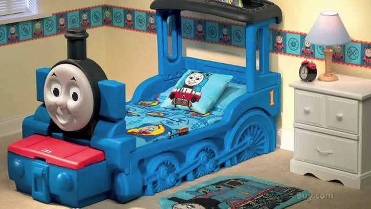 Buytv Spotlight Little Tikes Thomas And Friends Train Bed