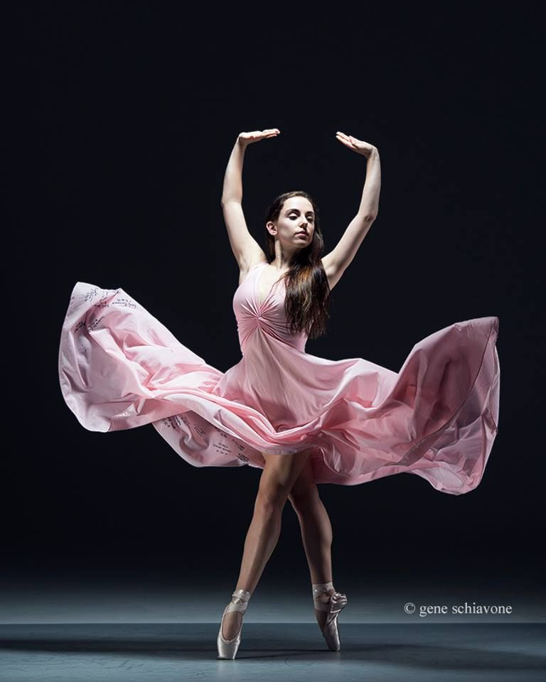 Nina Nicotera               America's Ballet School by Gene Schiavone (c)