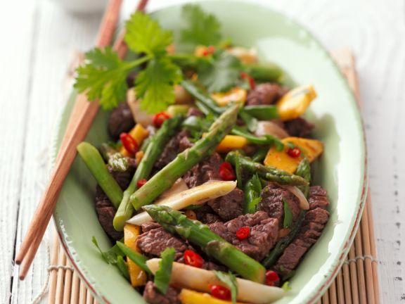 Spargel asiatisch ist ein Rezept mit frischen Zutaten aus der Kategorie Kochen. Probieren Sie dieses und weitere Rezepte von EAT SMARTER!