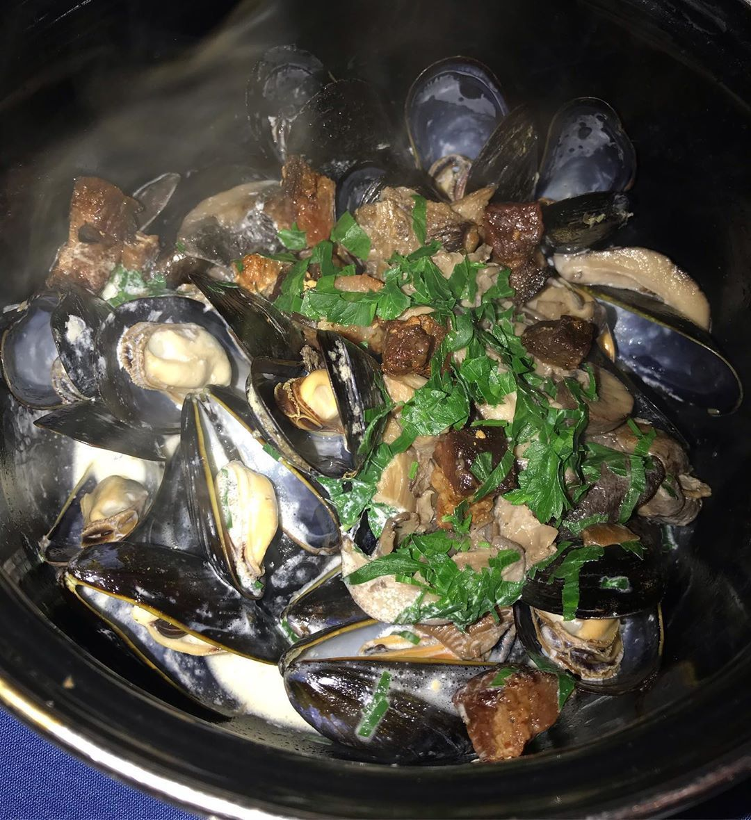 Mussels yum