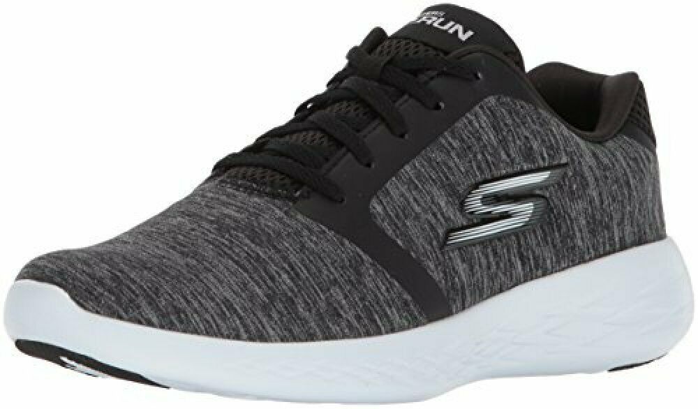 Turnschuhe GOrun Damen Skechers Laufschuhe Pure Grau Schuhe