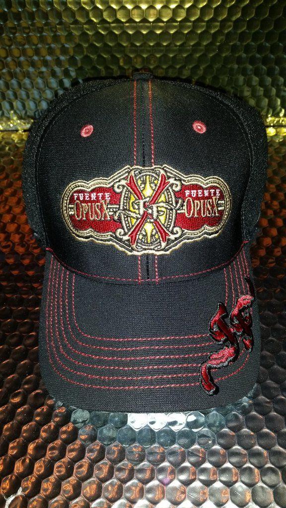 7c5bb8a0794 Fuente Opus X Logo Hat