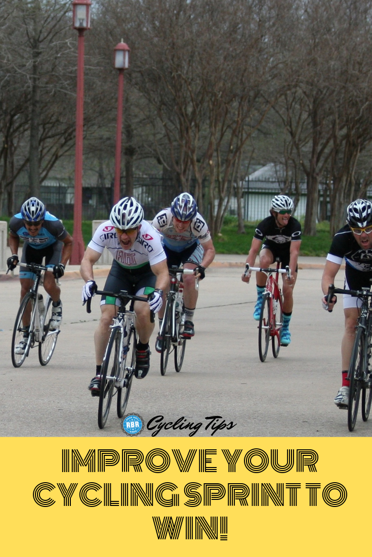 How To Improve Your Cycling Sprinting Cycling Workout Bike