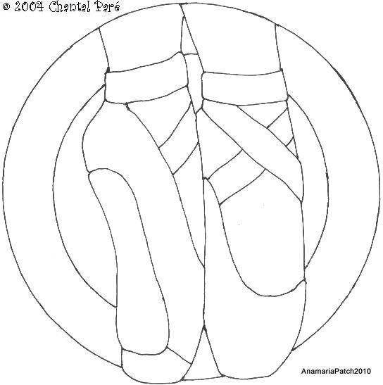 sapatilhas de ballet | Bailarinas | Pinterest | Kunst, Kreativ und ...