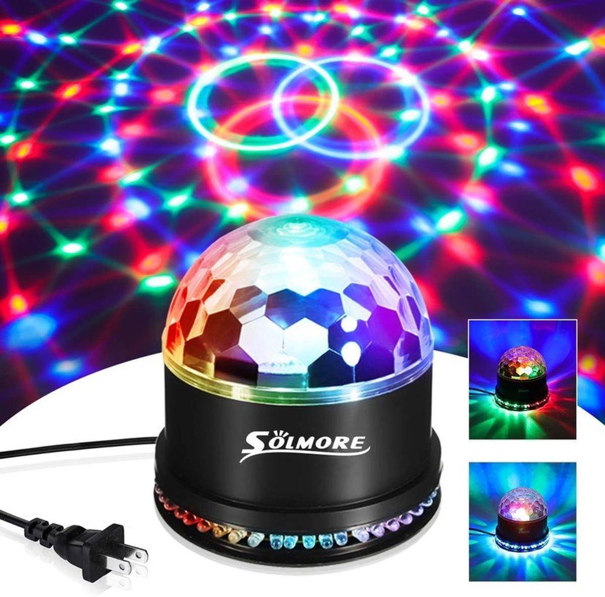 Pin By Melissa Camargo On Deco In 2020 Disco Ball Light Ball Lights Disco Lights