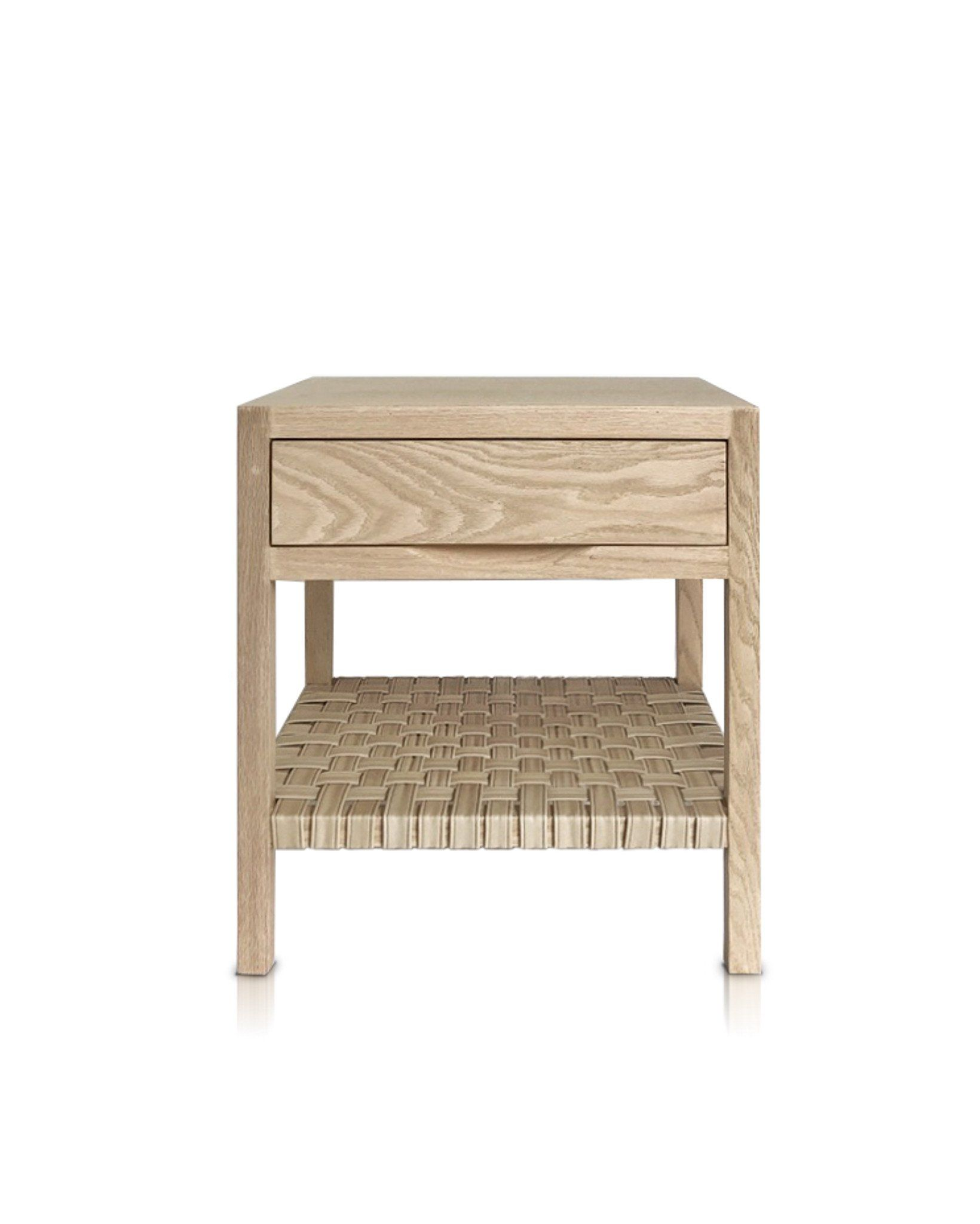 Natural Oak Nightstand By Consort Oak Nightstand Furniture