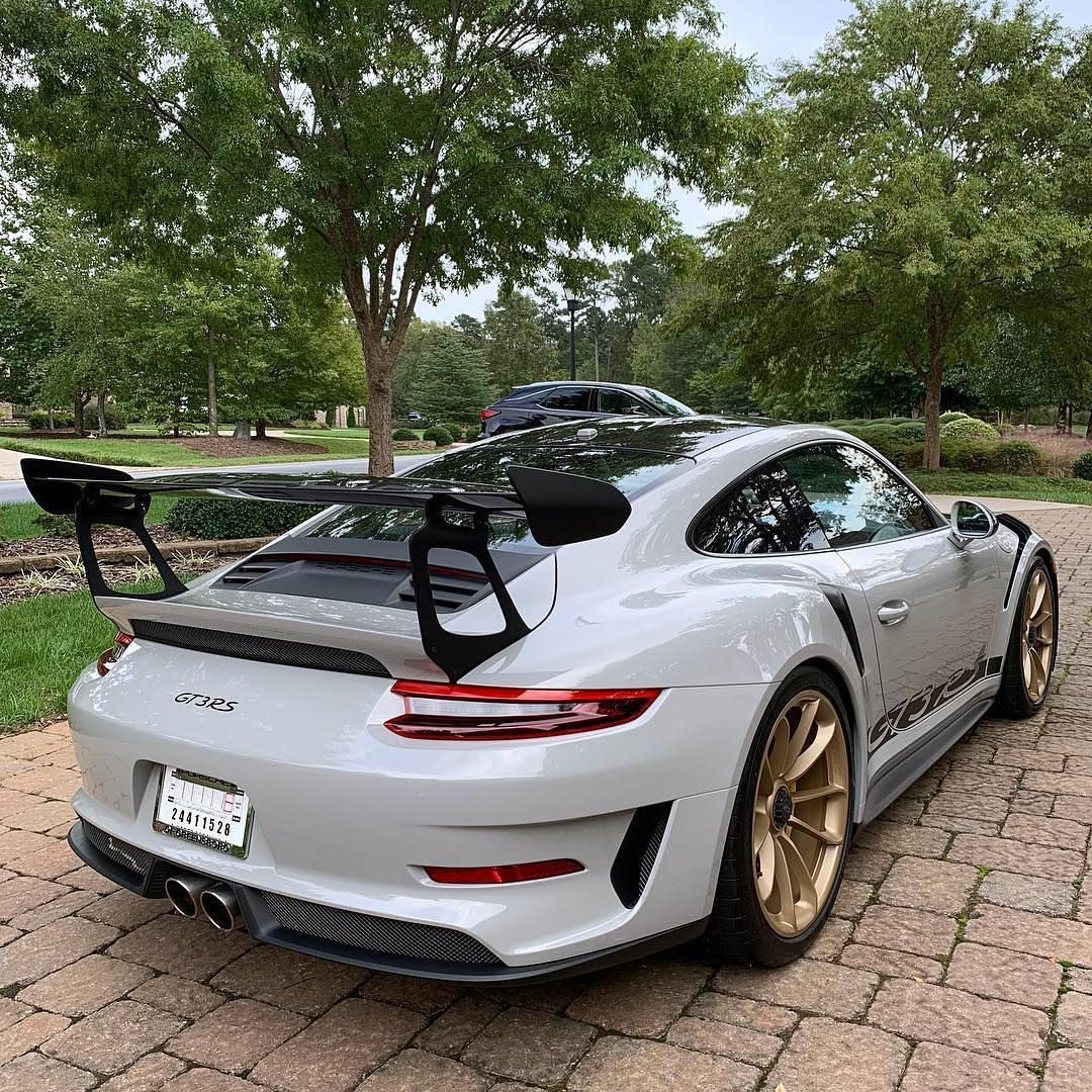 Vince Flacht Story On Instagram The New Gt3rs Weissach