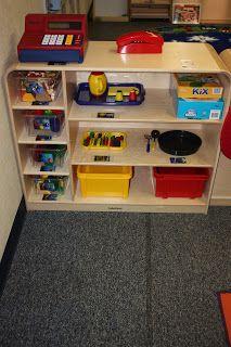 More Than ABC's and 123's: Preschool Classroom Set up! #preschoolclassroomsetup