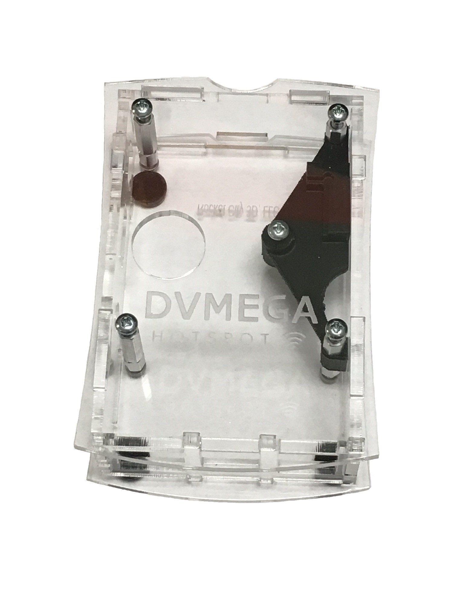 DSTAR radio for Raspberry Pi with DVMEGA Case Bundle! VHF//UHF DVMEGA Dual band
