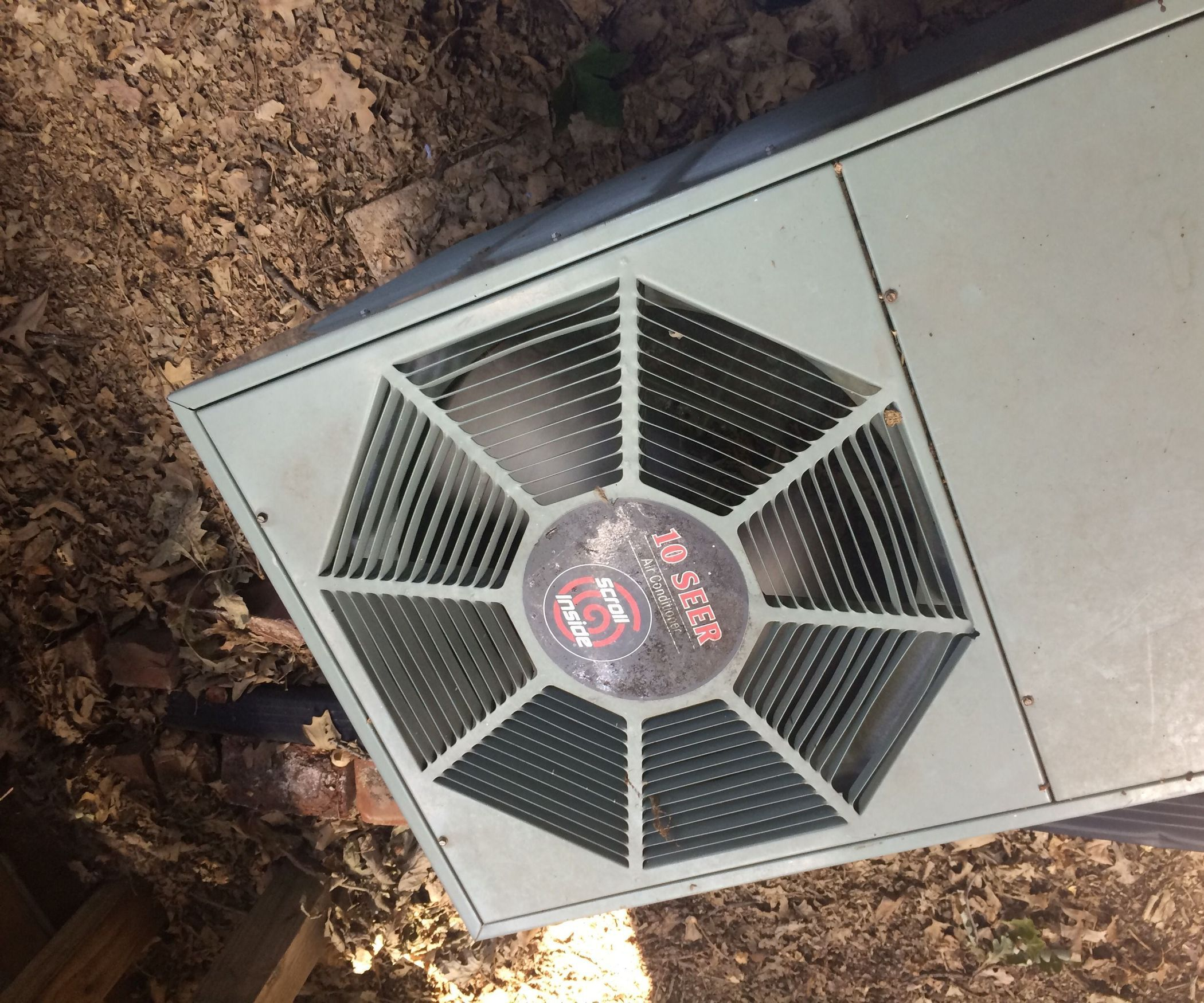 A basic clean for outdoor ac units ac units the unit