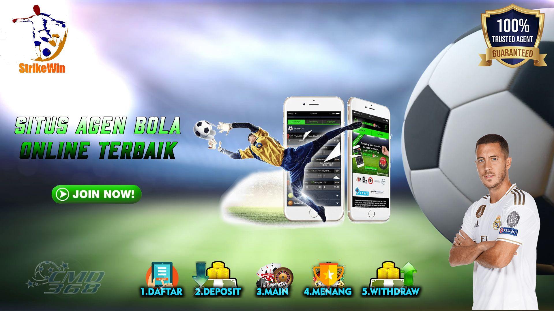 Situs Agen Bola Online Terbaik Dan Terpercaya Online Agen Bandar