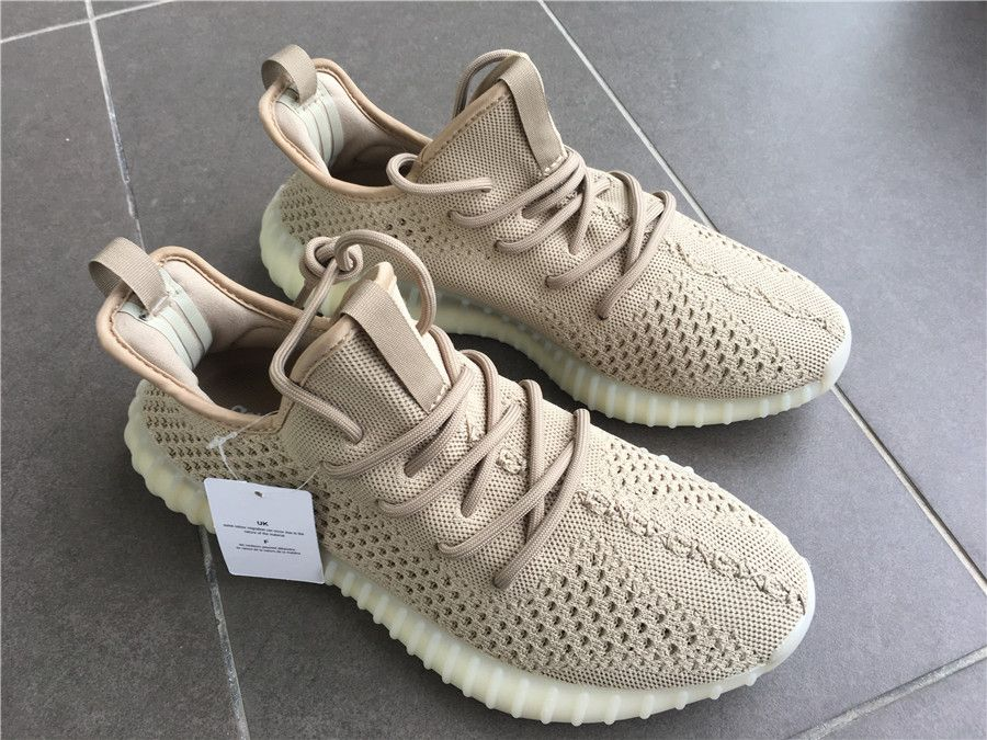 "save off 0035d c9ae2 Discount Adidas Yeezy Boost 350 V3 ""Tan"" Blade Tan 