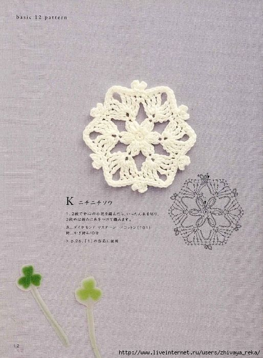 Note Crochet Motif and Edging_13 (514x700, 307Kb)