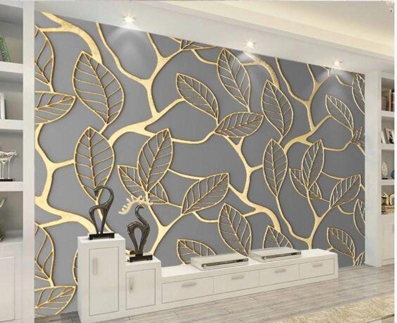 Pin By Serra On Kaydettiklerim In 2021 Wall Art Wallpaper Wallpaper House Design Wall Wallpaper