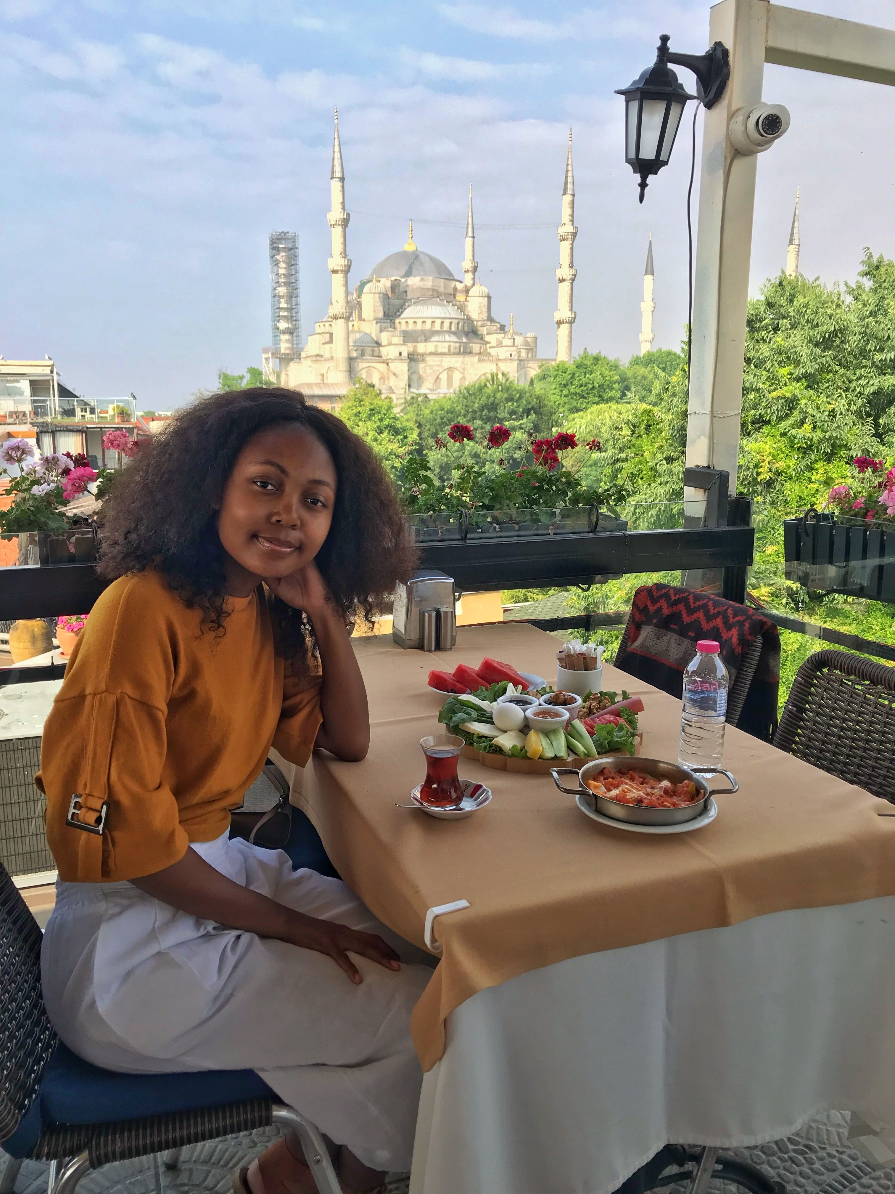Best Breakfast Spots in Istanbul - My Life from a Bag