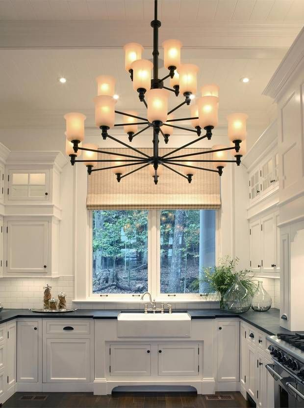 Home Of The Week Less Stress On Bigwin Island White Kitchen Design Traditional Kitchen Design Kitchen Design