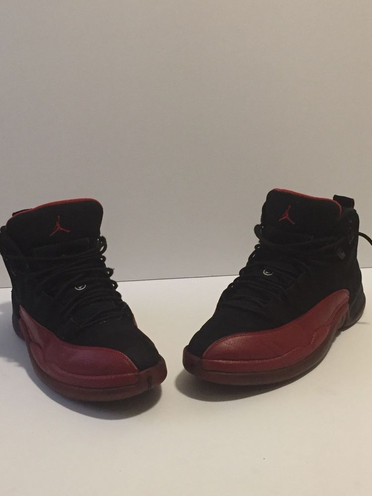 finest selection f2109 eebcd Nike Air Jordan 12 Retro  Flu Game  2009 130690 065 Size 9 (97 38)  fashion   clothing  shoes  accessories  mensshoes  athleticshoes (ebay link)