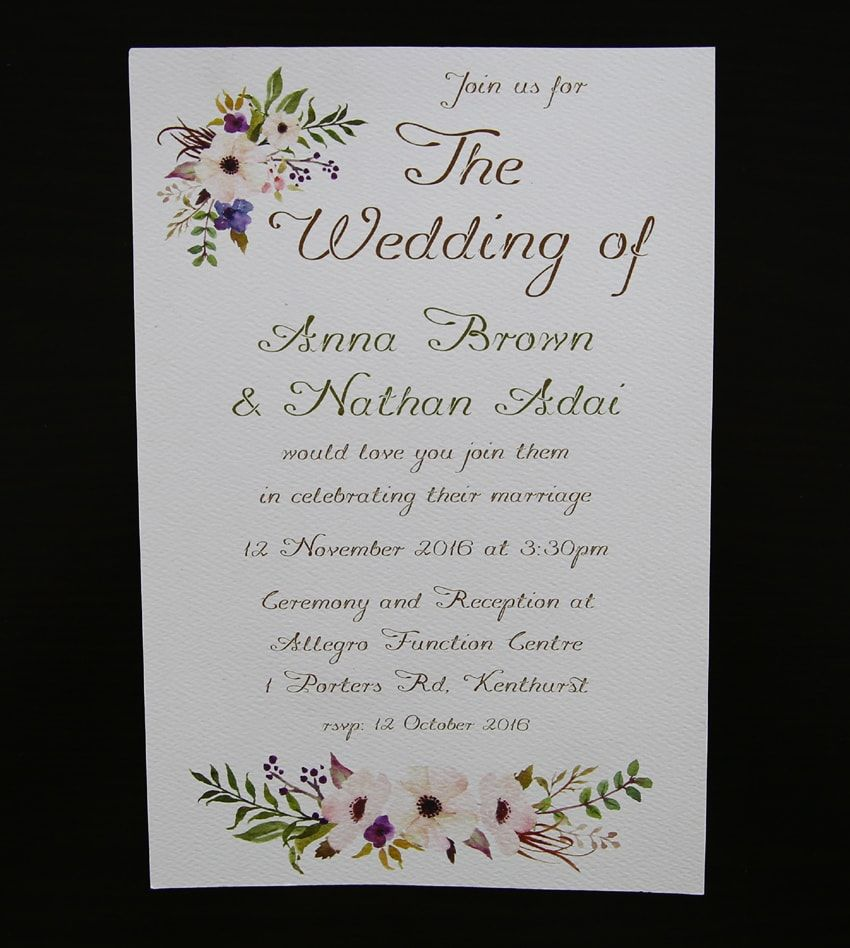 Looking for wedding invitations that will wow your guests? Check out ...