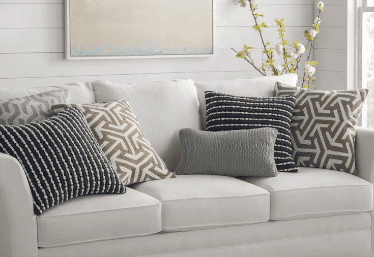 The 14 Best Throw Pillows Of 2020 Throw Pillows Living Room Cool Couches Living Room Pillows